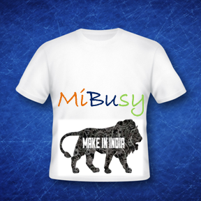 Mibusy Tee